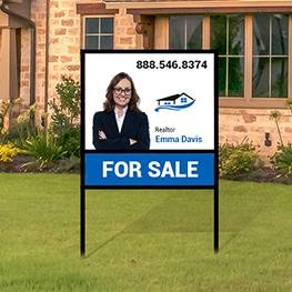 Real Estate H-Frame