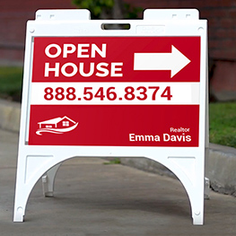 QuikSign® A-Frame