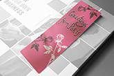 silk bookmarks