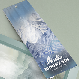 Soft Touch Bookmarks