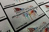 diamond glitter stickers