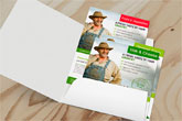 staggered cut sales sheets
