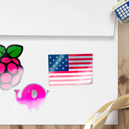 Wonderfoil Stickers