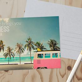 Silk Postcards