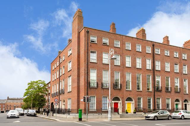 Mountjoy Square, Dublin 1