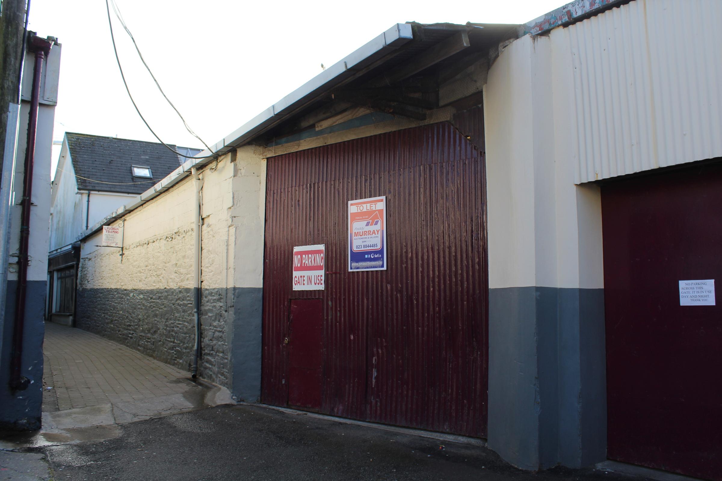 Factory Lane, Bandon, Co. Cork