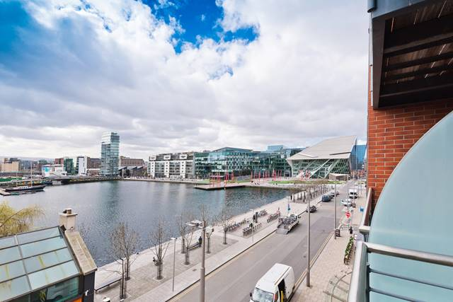 Apartment 510, Longboat Quay South Apartments, Grand Canal Dock, Dublin 2