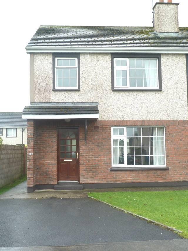 25 Manor Village, Westport Road, Castlebar, Co. Mayo