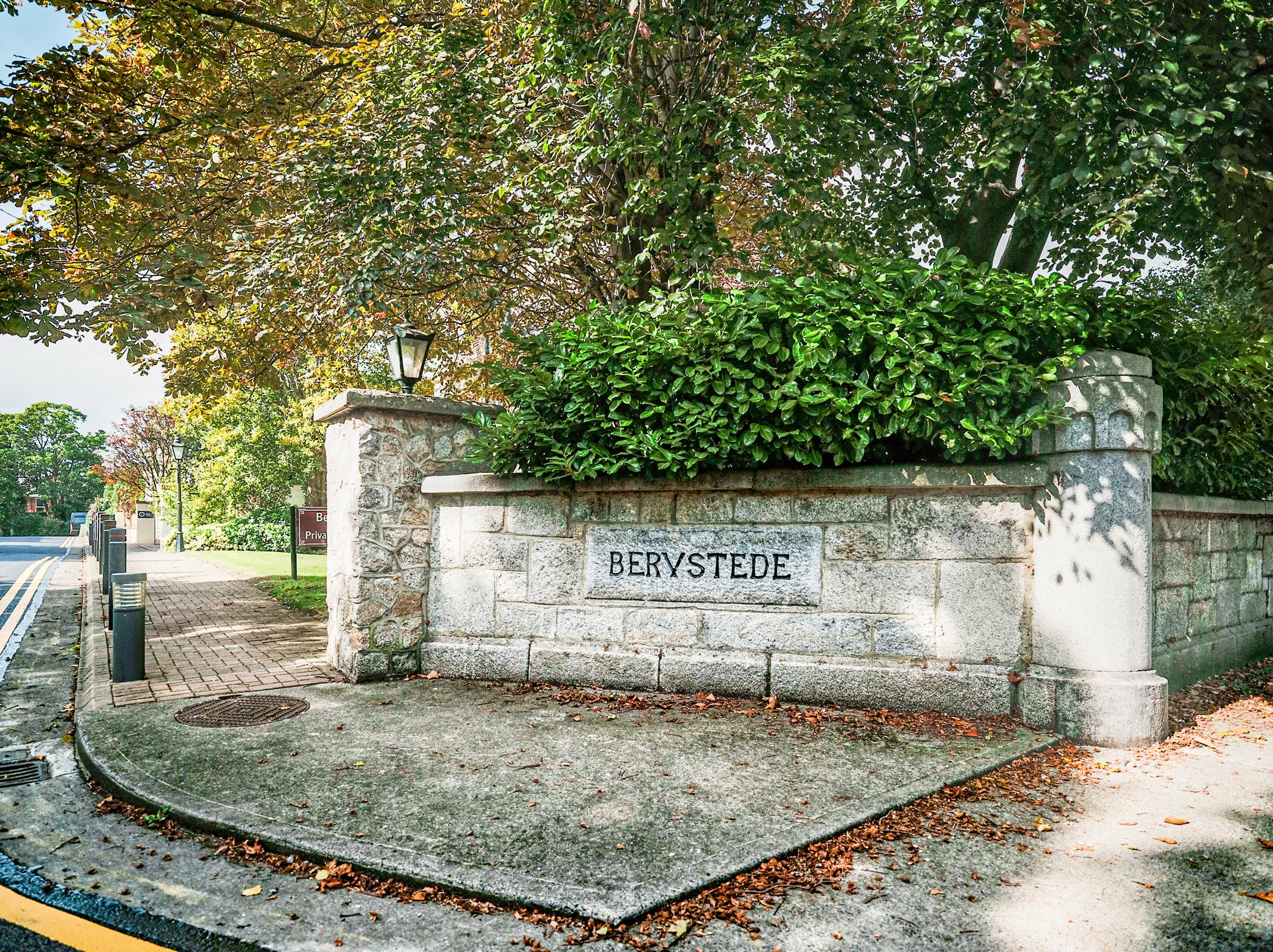 Berystede, Leeson Park, Ranelagh, Dublin 6