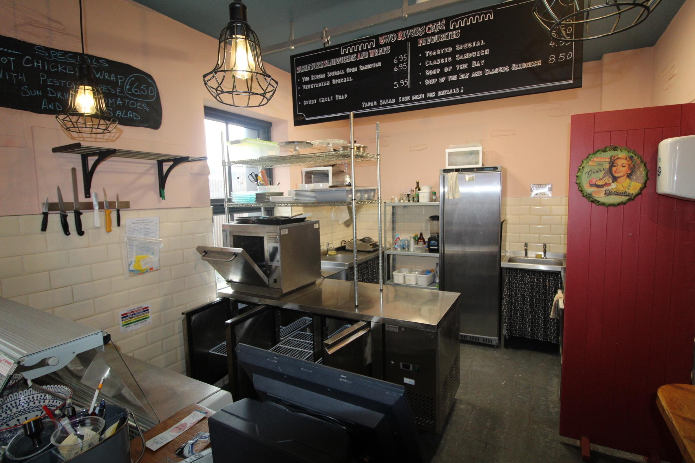 Two Rivers Cafe, Strand Street, Kanturk, Co. Cork