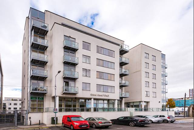 Apartment 59, Grand Canal Wharf, Grand Canal Dock, Dublin 2