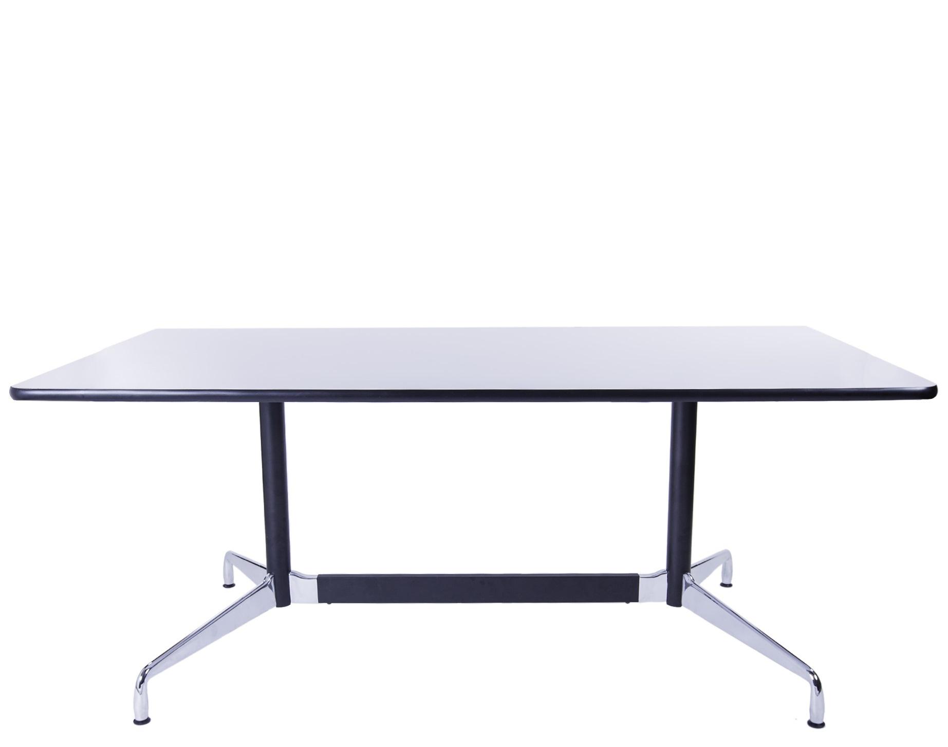 mesa de conferencia EAT Mesa de conferencia blanco