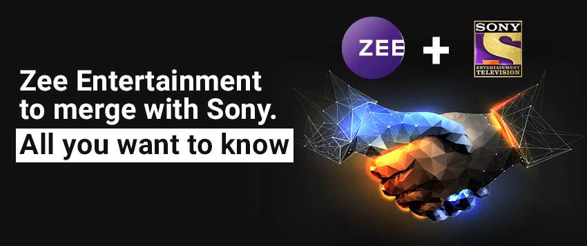 Zee Entertainment to merge with Sony. All you want to know
