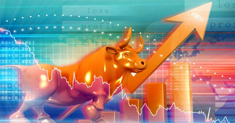 Closing Bell: Sensex rises by 446 points, Nifty ends at 17,822, ONGC surges.