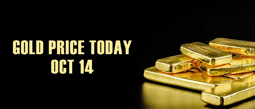 Gold Price Today: 22-Carat and 24-Carat Gold Rate