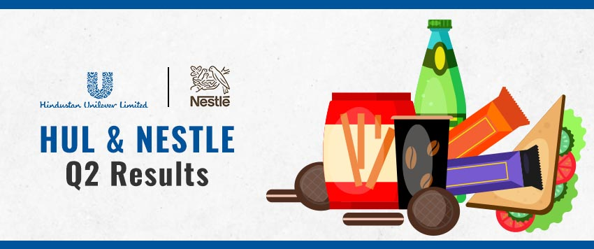 Hindustan Unilever and Nestle India Share Q2 Results