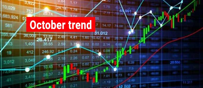 Top 5 stocks to watch out for in October based on Seasonality Trend:
