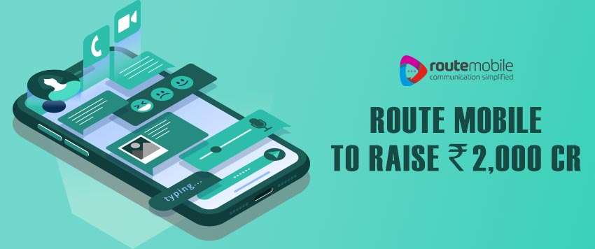 Route Mobile gets board approval to raise Rs.2,000 crore