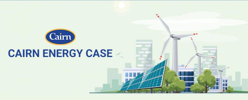 Cairn Energy Legal Cases