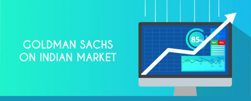 Goldman Sachs bets on India becoming 5th largest by market cap