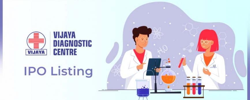 Vijaya Diagnostic Listing Price