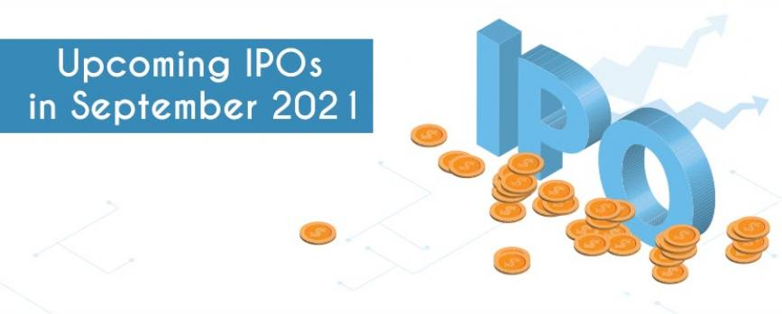 List of Upcoming IPOs in September 202