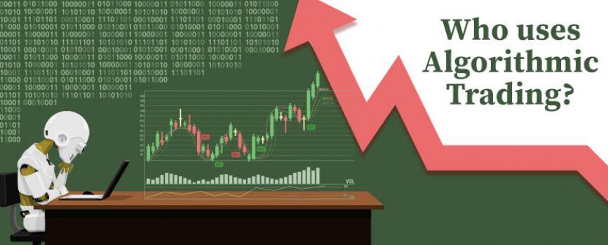 Who uses Algo Trading?