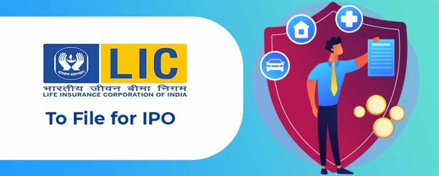 LIC to File for its IPO in November 2021