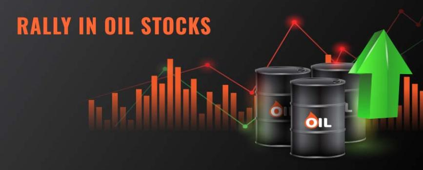 What is Driving the Rally in Oil Stocks in India?