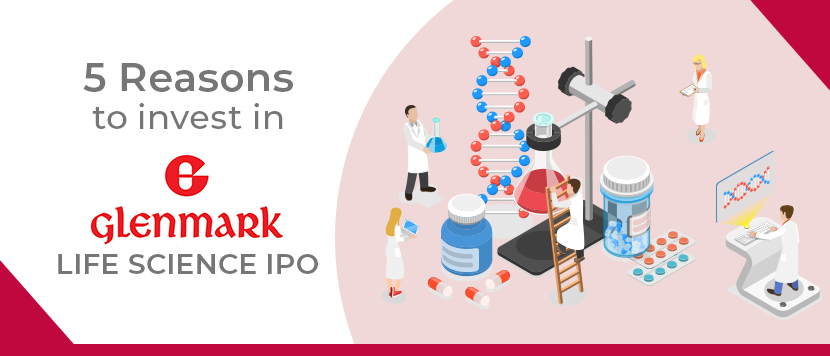5 Reasons to invest in Glenmark Life Sciences IPO