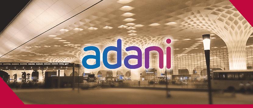 Adani Group Mumbai airport