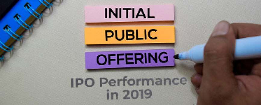 Analysing Performance of IPOs Released in 2019