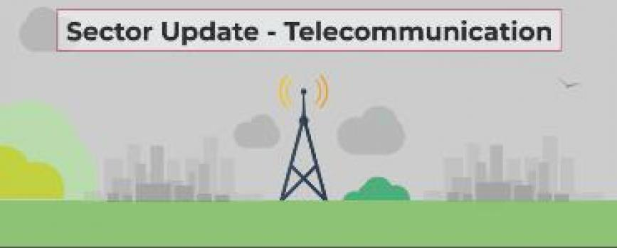 What is going on in Telecom Sector in India?