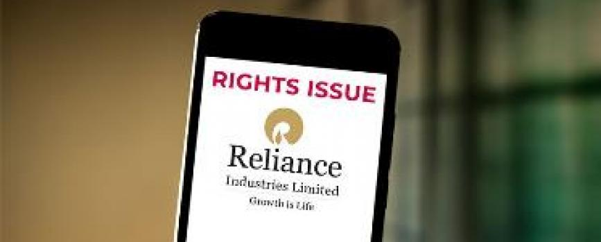 Reliance Rights Issue: Key Points the Investors Should Know