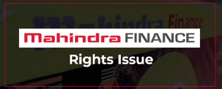 Mahindra Finance Rights Issue: Details, Price, Issue Size