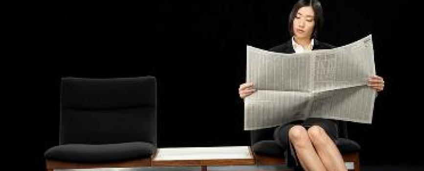 How important is reading the newspaper to understand trading?