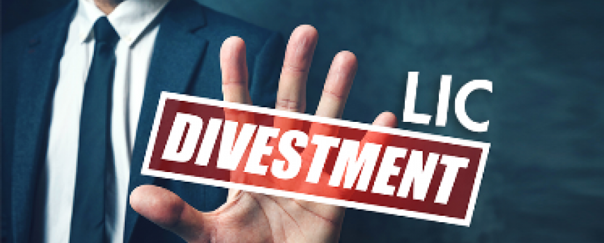Why divestment in LIC is important for Capital Market?
