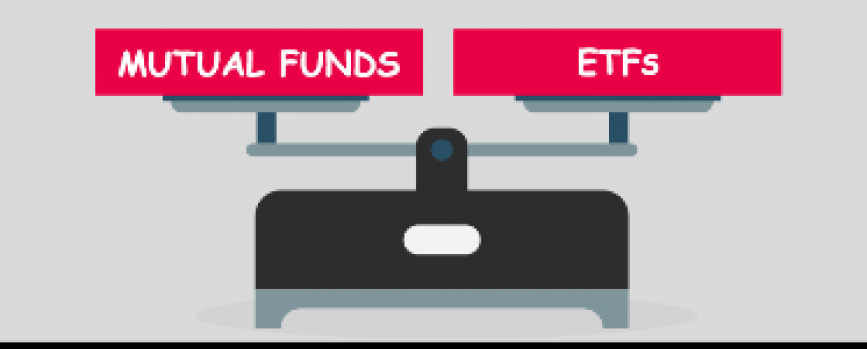 How ETFs are different from mutual funds?