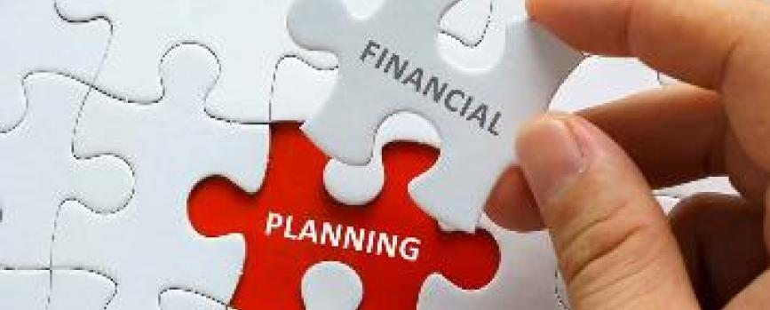 Six steps to create a great financial future