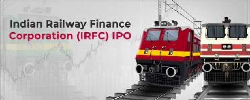 Indian Railway Finance Corporation Ltd - IPO Note (Not Rated)