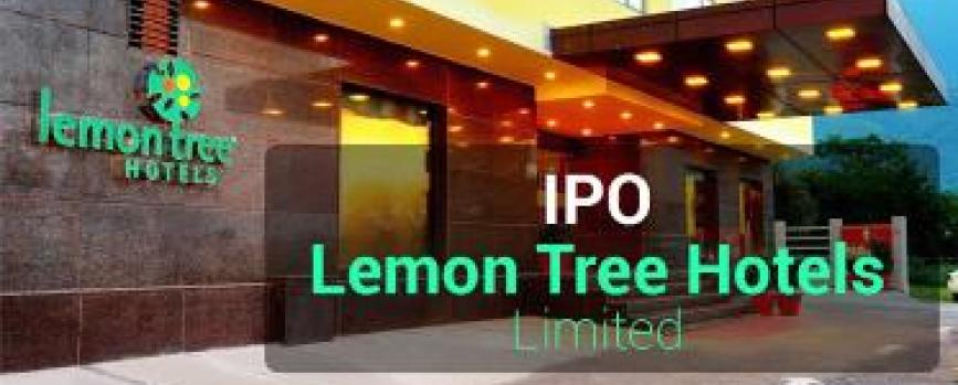 IPO Note: Lemon Tree Hotels Ltd-Not Rated