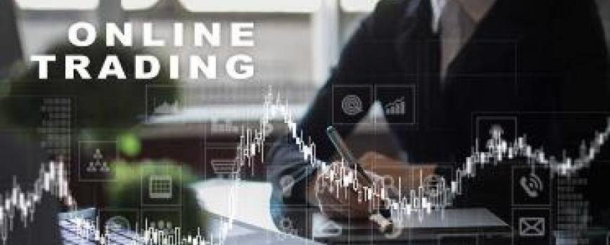 What is an online trading account?