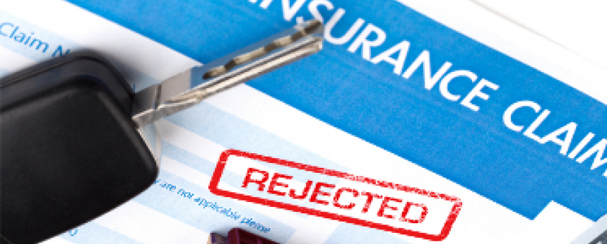 Reasons Your Car Insurance Claims May Be Denied