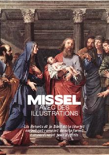 Les lectures de la Bible de la liturgie catholique romaine dans la forme extraordinaire pour les fêtes