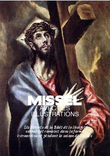 Les lectures de la Bible de la liturgie catholique romaine dans la forme extraordinaire pendant la saison de Pâques