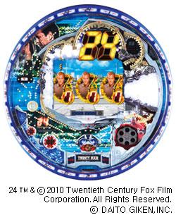 CRAぱちんこ24 -TWENTY FOUR-