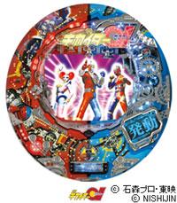 遊技革命ゼロワンチャンスシステム搭載『CRキカイダー01』が西陣よりデビュー