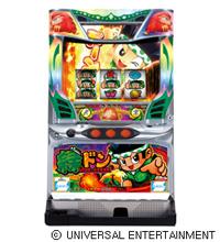 最強のゲーム数上乗せが魅力『緑ドンVIVA!情熱南米編』が発表!
