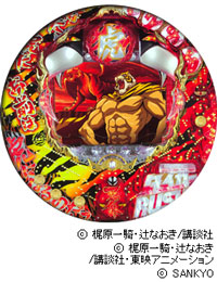 SPEED&FIGHT 『CR FEVER タイガーマスク』興奮のST80バトル・・・SANKYOよりリングイン!