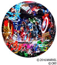 マーベルのスーパーヒーローが集結!『CRぱちんこ アベンジャーズ』